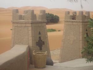 Gateway to the Sahara